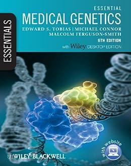 Essential Medical Genetics (Essentials) by [Tobias, Edward S., Connor, Michael, Ferguson-Smith, Malcolm]