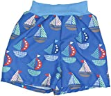 Splash About Happy Nappy Board Shorts - Set Sail, XX-Large, Toddler