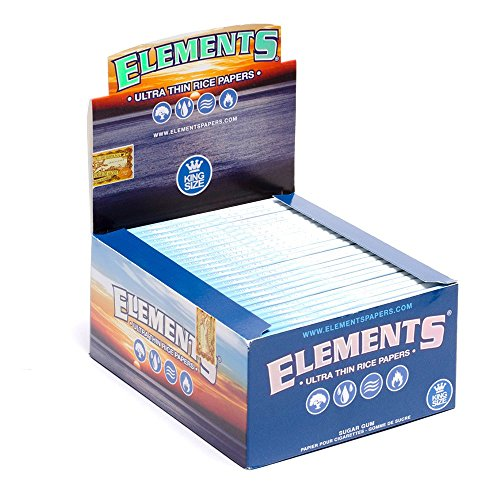 elements-rolling-paper-king-size-slim-ultra-thin-rice-paper-full-box-of-50