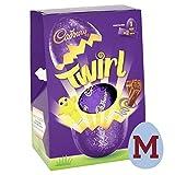 Cadbury Leche Giro 282G Huevo De Chocolate