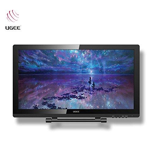 """UGEE 22"""" IPS-Display Grafiktablett Zeichnung Monitor Stift Monitor"""