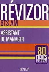 Assistant de Manager BTS AM