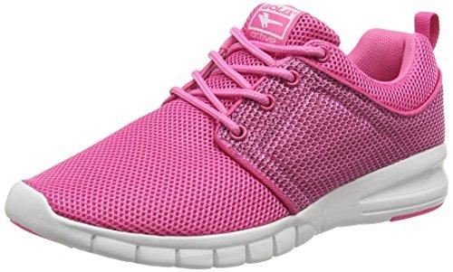 Gola Angelo, Scarpe Running Donna, Rosa (Pink/White), 39 EU