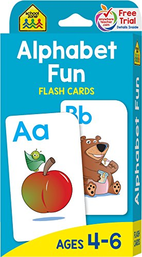 Alphabet Fun por School Zone Staff
