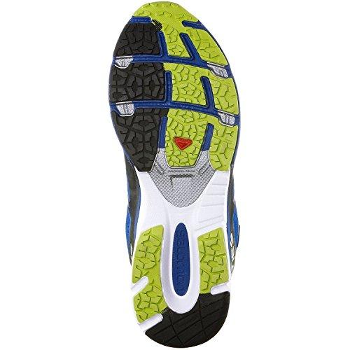 Salomon–Scarpe da corsa uomo blu/verde
