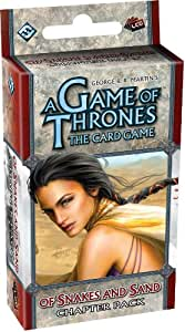 A Game of Thrones Lcg: Of Snakes and Sand (A Game of Thrones: the Card Game)