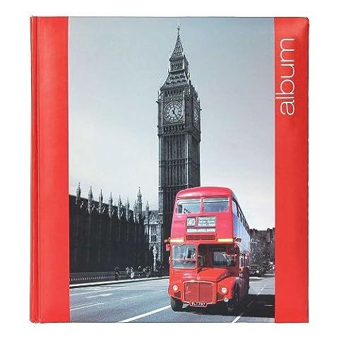 Iconic Villes 6x 4Album–Londres