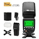 chili pixel X900C Pro 1/8000s HSS TTL fsk2.4ghz controllo wireless flash Speedlite Master/Slave, S1/S2+ batteria al litio per fotocamere Canon immagine