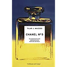 (***livre Allemand***) Chanel No. 5: Die Geschichte des berühmtesten Parfums der Welt (***livre Allemand***)