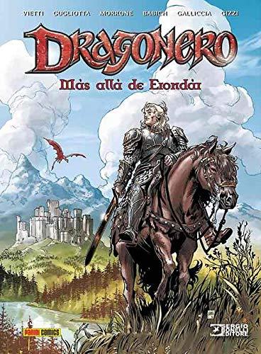 Dragonero 04. Mas Alla De