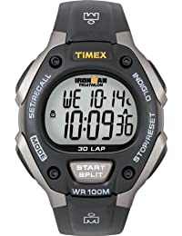 Timex Herren-Armbanduhr XL Digital Quarz Plastik T5E901SU