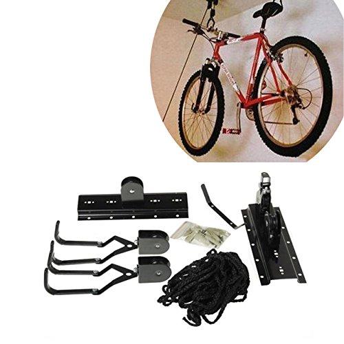 LaDicha Fahrrad Regale Rack Halterung Haken Garage Wand Fahrradhalter Racks Haus Fahrrad Wand Montiert Ständer