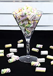 bigiemme copa Martini plástico Ø 16x 25cm, Multicolor, 5nm14336it