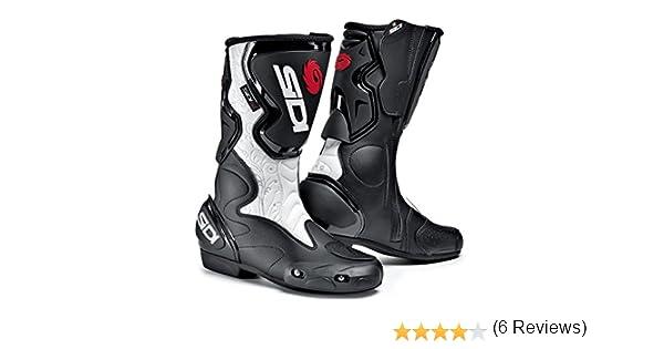 Sidi Fusion Lei Stivali da Moto Bianco//Nero 41