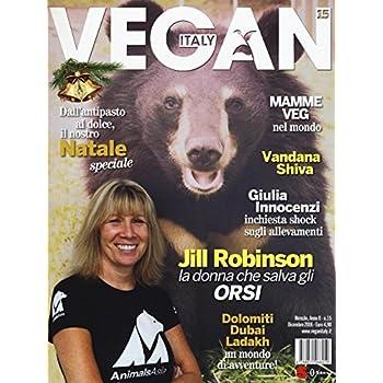 Vegan Italy (2016): 15