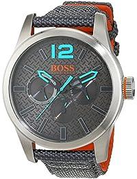 Hugo Boss Orange 1513379 Orologio al quarzo da uomo, display multi-quadrante e cinturino in nylon