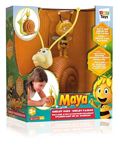 Maya l'abeille 200104–Escargot véhicule