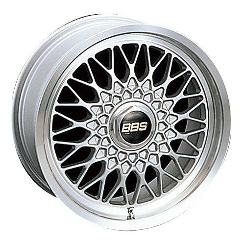 Preisvergleich Produktbild 17 Zoll BBS Type RG Felgen & Reifen Wheel & Tire Set 1:24 Model Kit Bausatz Aoshima 052402