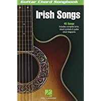 Irish Songs: Guitar Chord Songbook
