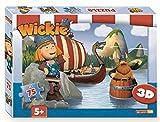 Studio 100 - Puzzle Vicky el Vikingo Wickie und die starken Männer (MEVI00000210)