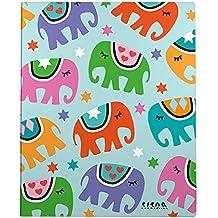 Grafoplas 88201155 - Carpetas de diseños escolares, A5