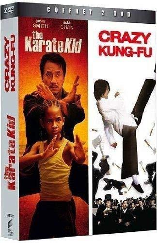 The karaté kid ; crazy kung fu [FR Import] (Kid Karate Jaden Film Smith)