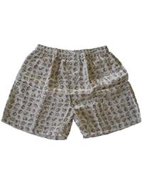 Elephant Boxers Boxer Boxershort Shorts noble luxurious Underwear Men Woman Girl Boy M/L/XL/XXL Avaible Colors: green darkblue white blue red black gold grey