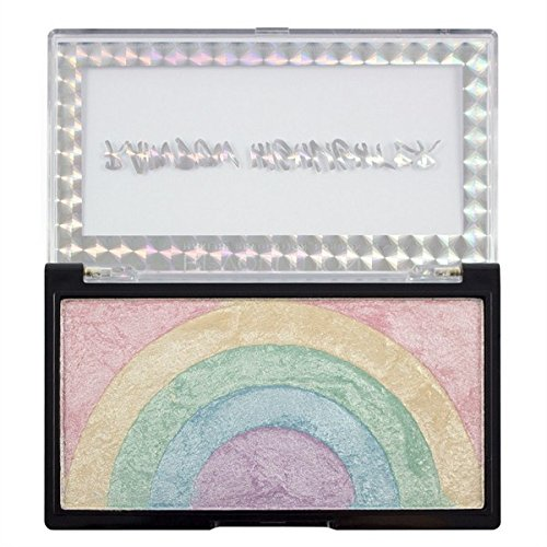 Makeup Revolution Rainbow Highlighter Rozświetlacz