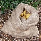 Hessian Potato Sack 53.5cm x 76cm (Pack of 3)