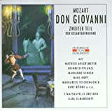Mozart: Don Giovanni (Gesamtaufnahme) (2. Teil) (2. Akt) (Aufnahme Dresden 1943) [Import allemand]