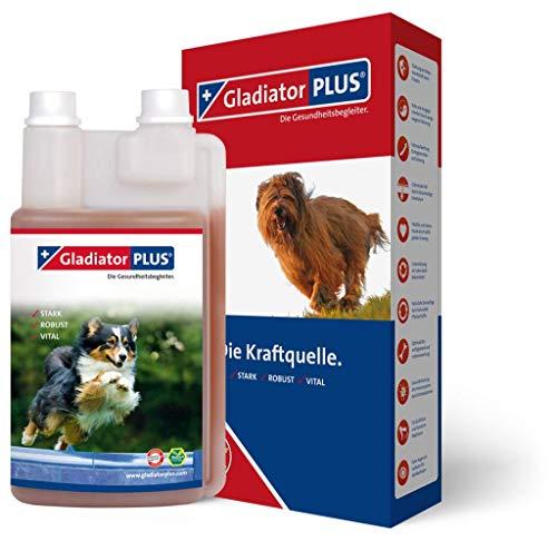 GladiatorPLUS Hund - 1000 ml Flasche