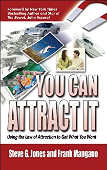 You Can Attract It (English Edition) di [Jones, Steve G., Mangano, Frank]