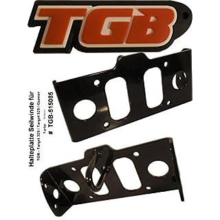 Original TGB Blade 425 Offroad Anbauplatte für Seilwinde