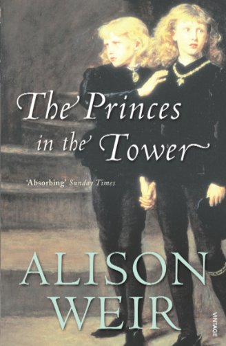 The Princes In The Tower (English Edition) por Alison Weir