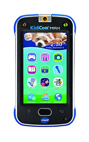 Vtech Kidi Com Max Playset, Black