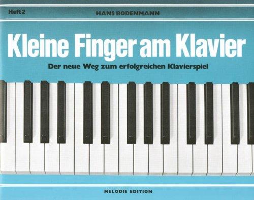 Kleine Finger am Klavier, H.2