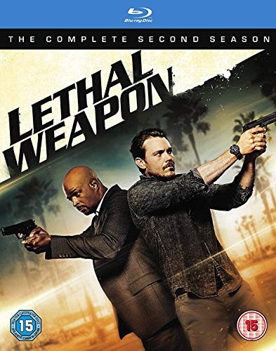 Blu-ray - Lethal Weapon S2 (1 BLU-RAY) (Blu-ray-lethal Weapon)