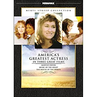 Meryl Streep Collection (The House of the Spirits / Music of the Heart / Marvin's Room) by Meryl Streep