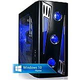 Ankermann-PC WildRabbit GAMER GTA5 4K, Intel Core i5-6500, MSI H110M ECO, Zotac GeForce GTX 1060 6GB, Kingston HyperX Fury 8GB DDR4, 250GB SSD, 2TB HDD WD, Microsoft Windows 10 Home 64Bit (Spain), Super Silent Low Noise CPU Cooler , EAN 4260409312784