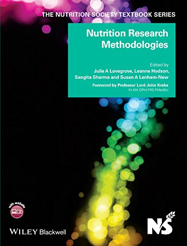 Nutrition Research Methodologies (The Nutrition Society Textbook)