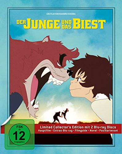 Bild von Der Junge und das Biest [Blu-ray] [Limited Collector's Edition]