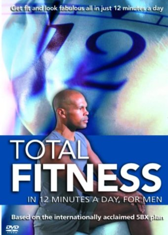 Total Fitness for Men [Reino Unido] [DVD]
