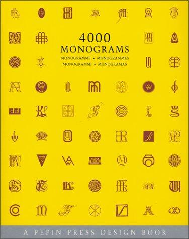 4000 MONOGRAMS par Dorine Vanden Beukel