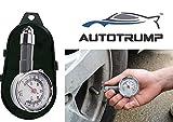 #7: AUTOTRUMP Premium Metallic Tyre Pressure Gauge For Hyundai Accent