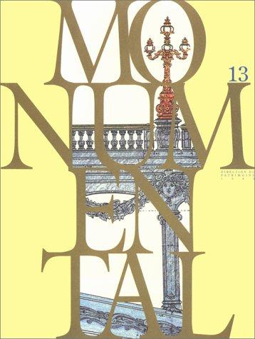 Monumental. Le Fer dans les monuments historiques - numéro 13, juin 1996 par Collectif