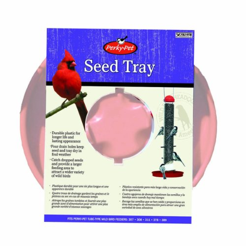 Red Seed Tray