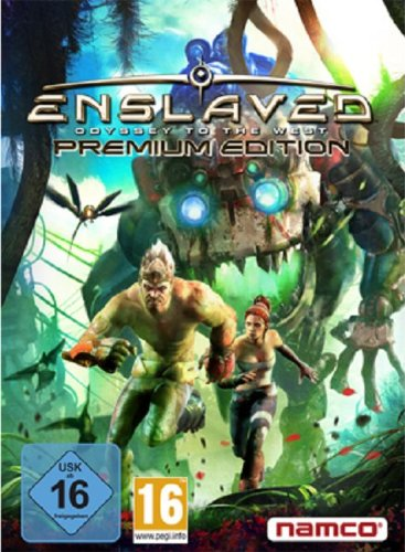 Enslaved Odyseey to the West Premium Edition
