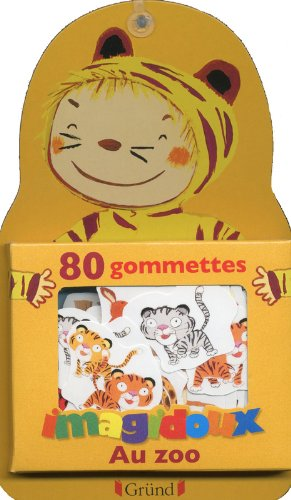 Gommettes Imagidoux - Au zoo