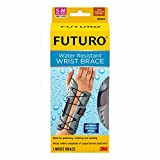 FUTURO Water Resistant Wrist Brace for Right Hand, Small/Medium