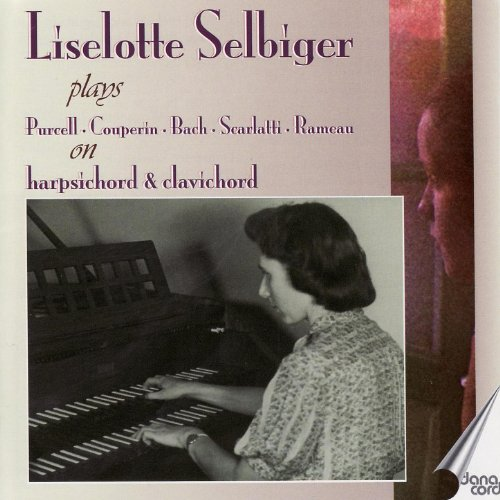 Liselotte Selbiger, harpsichord plays Baroque Music